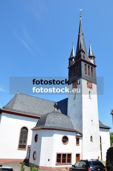 Katholische Pfarrkirche St. Philipp und Jakob Heidesheim