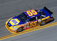 Feb 07, 2009; Daytona Beach, FL, USA; NASCAR Sprint Cup Series driver Michael Waltrip during practice for the Daytona 500 at Daytona International Speedway. Mandatory Credit: Mark J. Rebilas-