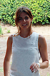 Manuela Velasco. Visita Rodaje [REC]4 Apocalipsis.