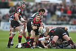 Wayne Evans.RaboDirect Pro 12.Newport Gwent Dragons v Leinster..05.05.12.©Steve Pope-Sportingwales