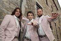 le groupe quebecois The Lost Fingers, juin 2009<br /> <br /> PHOTO :  Agence Quebec Presse