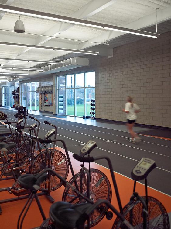 Sports Performance Center and Reser Stadium at the Oregon State University Athletics