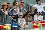 Cayetana Fitz-James Stuart during Mutua Madrid Open 2012 match on may 10th 2012...Photo: Cesar Cebolla / ALFAQUI