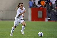 Kyle Beckerman (5) of the United States (USA). The United States and Haiti played to a 2-2 tie during a CONCACAF Gold Cup Group B group stage match at Gillette Stadium in Foxborough, MA, on July 11, 2009. .