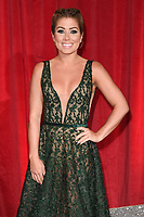 Nikki Sanderson<br /> at the British Soap Awards 2017 held at The Lowry Theatre, Manchester. <br /> <br /> <br /> ©Ash Knotek  D3272  03/06/2017