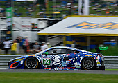 IMSA WeatherTech SportsCar Championship<br /> Northeast Grand Prix<br /> Lime Rock Park, Lakeville, CT USA<br /> Saturday 22 July 2017<br /> 93, Acura, Acura NSX, GTD, Andy Lally, Katherine Legge<br /> World Copyright: Richard Dole<br /> LAT Images<br /> ref: Digital Image RD_LRP_17_01129
