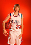 Kyle Singler (33) on August 31, 2006 in New York, New York.  Singler currently attends South Medford High School and will play for Duke in the fall of 2007.  Singler was in town for the Elite 24 Hoops Classic, which brought together the top 24 high school basketball players in the country regardless of class or sneaker affiliation.