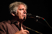 Yves Duteuil  attend <br /> the  Festival en Chanson of Petite-Vallee in Gaspesia on  July 1st, 2014<br /> Photo : Agence Quebec Presse  - Frederic Seguin