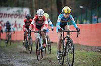 Jolien Verschueren (BEL/Telenet-Fidea)<br /> <br /> Elite Women's race<br /> UCI 2016 cyclocross World Championships