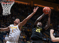 CAL Men's Basketball vs Oregon, February 11, 2016