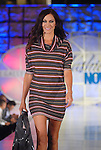 A model wears M Missoni at the Simon Fashion Now fashion show at The Galleria Thursday Sept. 17,2009.(Dave Rossman/For the Chronicle)