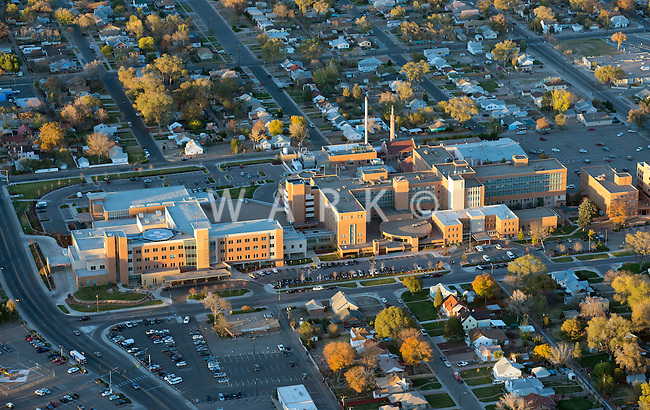 Saint Mary Corwin Hospital, Pueblo, Colorado. Oct 2012