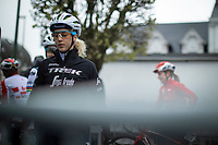 Jolanda Neff (SUI/Trek-Segafredo) pre race<br /> <br /> 3th Liège-Bastogne-Liège-Femmes 2019 (1.WWT)<br /> 1 Day Race: Bastogne – Liège 138,5km<br /> <br /> ©kramon