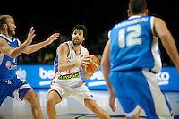 SERBIA - GREECE BASKETBALL WORLD CUP SPAIN MADRID<br /> sunday September 07. 2014. <br /> Milos Teodosic