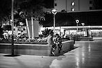 """10 septiembre 2015. Melilla. <br /> """"Un grupo de unos 60 menores marroquíes no acompañados viven en las calles de Melilla, esperando la oportunidad de dejar la ciudad escondidos en los barcos que zarpan hacia la Península. Debido a su situación de desamparo, muchos de estos menores son consumidores de droga, sufren abusos y maltratos"""". © Pedro Armestre/ Save the Children Handout - No sales - No Archives - Editorial Use Only - Free use only for 14 days after release. Photo provided by SAVE THE CHILDREN, distributed handout photo to be used only to illustrate news reporting or commentary on the facts or events depicted in this image."""