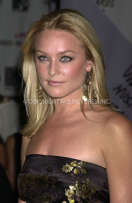 Elisabeth Rohm at 2003 Video Music Awards. New York, August 28, 2003. Please byline: NY Photo Press.   ..*PAY-PER-USE*      ....NY Photo Press:  ..phone (646) 267-6913;   ..e-mail: info@nyphotopress.com