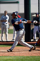 Richard Martinez -  Cleveland Indians - 2009 spring training.Photo by:  Bill Mitchell/Four Seam Images