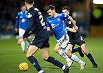 Dundee v St Johnstone…29.12.18…   Dens Park    SPFL<br />Matty Kennedy gets between Cammy Kerr and Jesse Curran<br />Picture by Graeme Hart. <br />Copyright Perthshire Picture Agency<br />Tel: 01738 623350  Mobile: 07990 594431