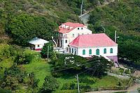 Moravian Church.Coral Bay.St. John.U.S. Virgin Islansd