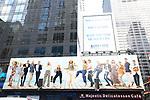 Times Square Billboard: 'Mamma Mia: Here We Go Again'