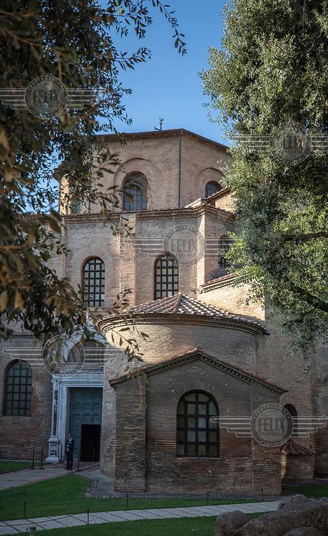 Mausoleum of Galla Placidia.
