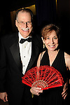 Marlin Sandlin and Amy Chaisson at the Ole! A Night in Old Mexico Gala at the Museum of Natural Science Saturday March 05,2016.(Dave Rossman Photo)