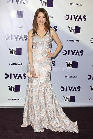LOS ANGELES, CA - DECEMBER 16: Ellie Kemper at VH1 Divas 2012 at The Shrine Auditorium on December 16, 2012 in Los Angeles, California. Credit: mpi21/MediaPunch Inc.