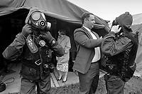 - Aldershot (GB) BAEE, British Army Equipment Exhibition, english war industry fair (June 1988)<br /> <br /> - Aldershot (GB) BAEE, British Army Equipment Exhibition, fiera e mostra dell'industria bellica inglese (Giugno 1988)