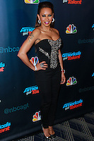 """NEW YORK, NY - SEPTEMBER 11: Mel B (Melanie Brown) arrives at the """"America's Got Talent"""" Season 8 Red Carpet Event at Radio City Music Hall on September 11, 2013 in New York City. (Photo by Jeffery Duran/Celebrity Monitor)"""