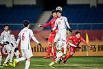 South Korea vs Vietnam during the AFC U23 Championship China 2018 Group D match at Kunshan Sports Center on 11 January 2018, in Kunshan, China. Photo by Yu Chun Christopher Wong / Power Sport Images