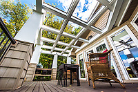 Rob Kyker Construction Custom Pergola Aluminum Minneapolis Photographer
