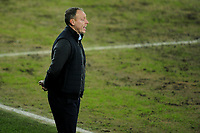 Steve Cooper Head Coach of Swansea City during the Sky Bet Championship match between Swansea City and Barnsley at the Liberty Stadium in Swansea, Wales, UK. Saturday 19 December 2020