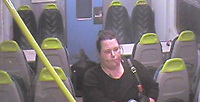 2018 10 17 Woman jailed after attack on train, Wales, UK