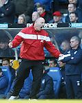 East Stirling manager John Coughlin