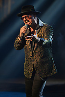 """FORT LAUDERDALE FL - SEPTEMBER 24: Geoff Tate performs """"Rage For Order"""" and """"Empire"""" in their entirety at The Broward Center for the Performing Arts on September 24, 2021 in Fort Lauderdale, Florida. Credit: mpi04/MediaPunch"""