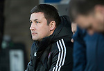 St Johnstone v Hamilton Accies…28.03.18…  McDiarmid Park    SPFL<br />Accies manager Martin Canning<br />Picture by Graeme Hart. <br />Copyright Perthshire Picture Agency<br />Tel: 01738 623350  Mobile: 07990 594431