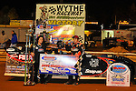 Oct 18, 2008; 11:08:58 PM;  Rural Retreat, VA, USA; FASTRAK Racing Series Grand Nationals race at Wythe Raceway. Mandatory Credit: (thesportswire.net)