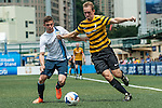 Manchester City vs Singapore Cricket during the Day 2 of the HKFC Citibank Soccer Sevens 2014 on May 24, 2014 at the Hong Kong Football Club in Hong Kong, China. Photo by Xaume Olleros / Power Sport Images