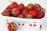 Denmark, Danish strawberries (Jordbær) | Daenemark, Daenische Erdbeerren (Jordbær)