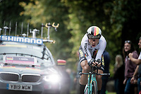 Tony Martin (DEU/Jumbo-Visma)<br /> Elite Men Individual Time Trial<br /> from Northhallerton to Harrogate (54km)<br /> <br /> 2019 Road World Championships Yorkshire (GBR)<br /> <br /> ©kramon