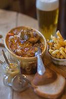 France, Nord (59),Quaedypre: Potjevleesch, recette de l' Estaminet: Taverne du Westhoeck //  France, Nord, Quaedypre: Potjevleesch reciepe by Estaminet: Taverne du Westhoeck