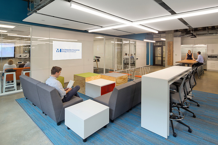 Motorists Mutual Insurance Company Innovation Center Phase One | WSA Studio