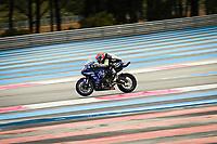 #121 FALCON RACING (FRA) YAMAHA YZF R1 -SUPERSTOCK- CHEVALIER DAVID (FRA) / EISEN THÉO (FRA) / MILLET LOÏC (FRA) / ROBERT HUGO (FRA)