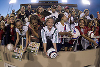 USA Fans..International friendly, USA Women vs Mexico, Albuquerque, NM,.October 20, 2006.