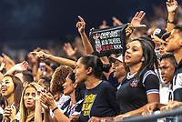 São Paulo (SP), 17/02/2019 - Futebol / Corinthians - São Paulo - Torcida do Corinthians durante partida contra o São Paulo em jogo válido pela 7ª rodada do Campeonato Paulista 2019 na Arena Corinthians em São Paulo, neste domingo, 17. (Foto: Anderson Lira / Brazil Photo Press)