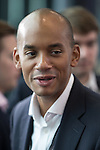 © Joel Goodman - 07973 332324 . 26/09/2016 . Liverpool , UK . CHUKA UMUNNA at the conference . The second day of the Labour Party Conference at the ACC Liverpool . Photo credit : Joel Goodman