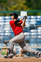 Taylor Harbin of the Visalia Rawhide playing against the Bakersfield Blaze at Sam Lynn Field, Bakersfield, CA - 05/10/2009.Photo by:  Bill Mitchell/Four Seam Images