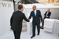 Event - Double Down Hosts Governor Patrick