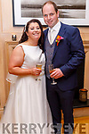 O'Mahoney/Hickey wedding in the Ballygarry House Hotel on New Years Eve