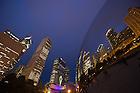 Oct. 5, 2012; Downtown Chicago..Photo by Matt Cashore/University of Notre Dame